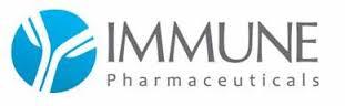 "<a href=""http://www.immunepharma.com"" target=""_blank"" >Immune Pharmaceuticals Inc</a>"