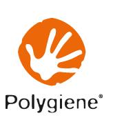 """<a href=""""http://www.polygiene.com"""" target=""""_blank"""" >Polygiene AB</a>"""