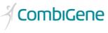 Medverkande företag logotyp - CombiGene AB