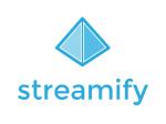 Medverkande företag logotyp - Streamify