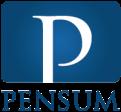 Medverkande företag logotyp - Pensum