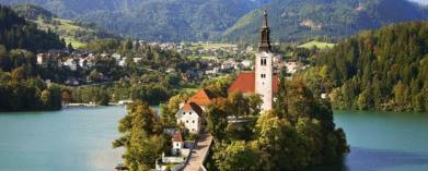 Aktieanalys och härliga utflykter i vackra Slovenien