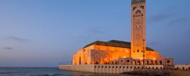 Utflykter och aktieanalys i Marocko