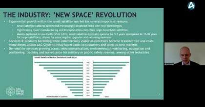 Embedded thumbnail for AAC Clyde Space - Småbolagsdagen Stockholm den 10 juni 2020
