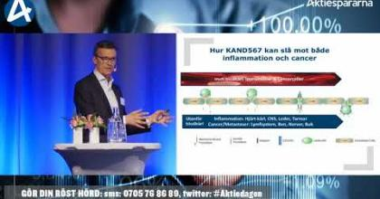 Embedded thumbnail for Aktiedagen Göteborg 8 maj – Kancera