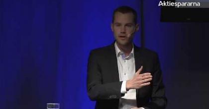 Embedded thumbnail for FRISQ Holding – Stora Aktiedagen Göteborg 2018
