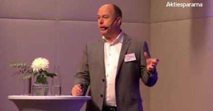 Embedded thumbnail for Sivers IMA Holding - Stora Aktiedagen Stockholm 2019