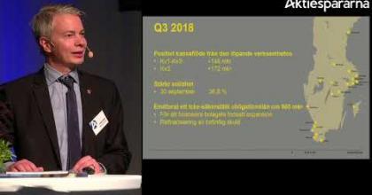 Embedded thumbnail for Magnolia Bostad – Stora Aktiedagen Göteborg 2018
