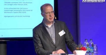 Embedded thumbnail for Stora Aktiedagen Göteborg – Karolinska Development