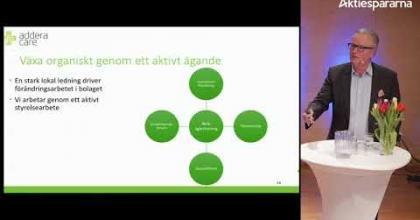Embedded thumbnail for Aktiedagen Jönköping 13 mars – Addera Care