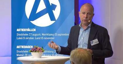 Embedded thumbnail for Småbolagsdagen 2018 – TagMaster