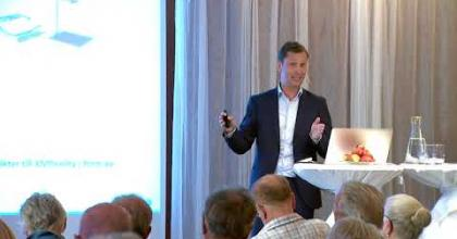 Embedded thumbnail for Aktiekvällen Stockholm 27 augusti – XM Reality
