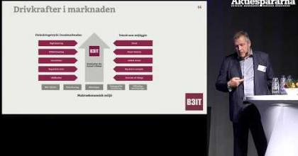 Embedded thumbnail for Stora Aktiedagen Göteborg – B3IT