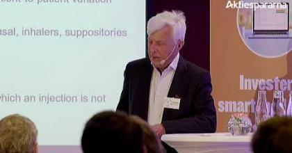 Embedded thumbnail for Karessa Pharma - Småbolagsdagen Stockholm 3 juni 2019