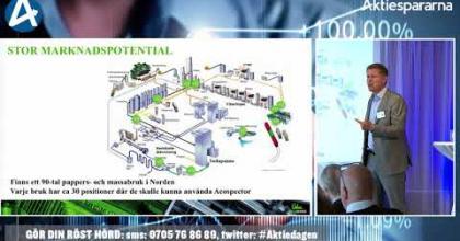 Embedded thumbnail for Aktiefrukosten Stockholm 3 maj – Acosense