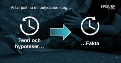 Embedded thumbnail for Stora Aktiedagen Stockholm – Episurf Medical