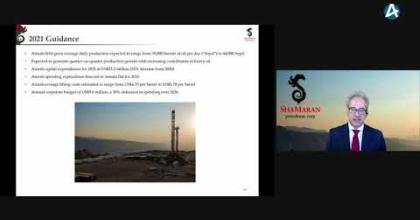 Embedded thumbnail for ShaMaran Petroleum – Småbolagsdagarna 7 juni 2021