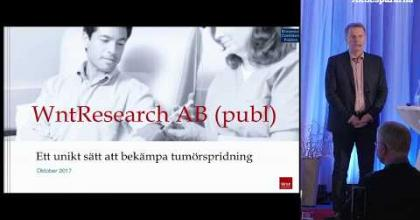 Embedded thumbnail for Aktiedagen Stockholm – Wnt Research