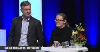 Embedded thumbnail for Castellum – Stora Aktiedagen Göteborg 2018