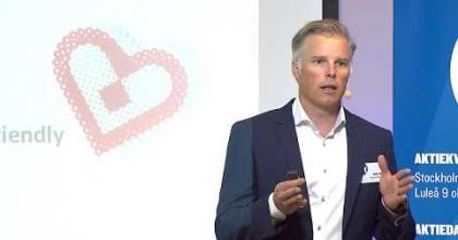 Embedded thumbnail for Småbolagsdagen 2018 – Nexam Chemical Holding