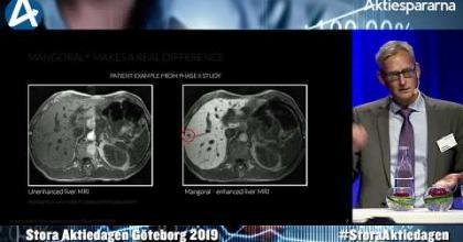 Embedded thumbnail for Ascelia Pharma – Stora Aktiedagen Göteborg 4 november 2019