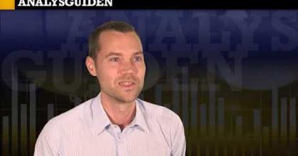 Embedded thumbnail for Intervju med Martin Irding, VD på Frisq Holding