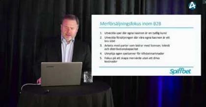 Embedded thumbnail for Spiffbet – Stora Aktiedagen Stockholm 2 december 2020