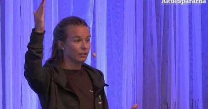 Embedded thumbnail for Intervju med Tove Zander, vd för Unga Aktiesparare