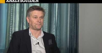Embedded thumbnail for Analysguiden- Intervju med Raytelligence Q2