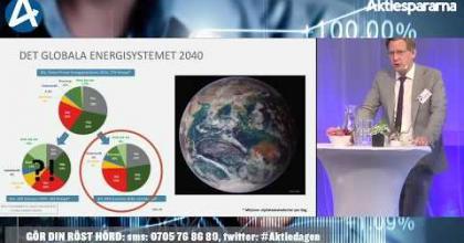 Embedded thumbnail for Aktiedagen Malmö 22 maj – Energiråvaror – nu och i framtiden