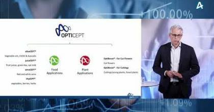 Embedded thumbnail for OptiCept Technologies – Aktiedagen Lund 28 september 2021