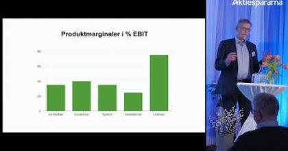 Embedded thumbnail for Aktiedagen Stockholm 5 mars – Ecoclime Group