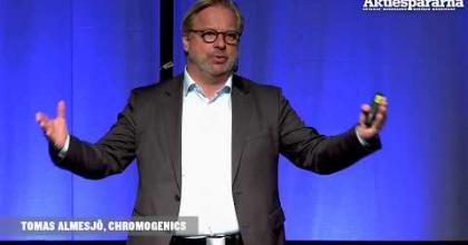 Embedded thumbnail for Stora Aktiedagen Göteborg – ChromoGenics