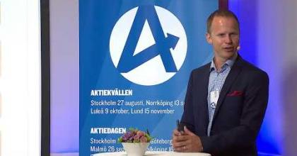 Embedded thumbnail for Småbolagsdagen 2018 – Crowdsoft