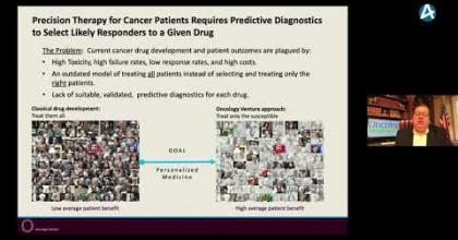 Embedded thumbnail for Oncology Venture - Aktiedagen Stockholm 4 maj 2020
