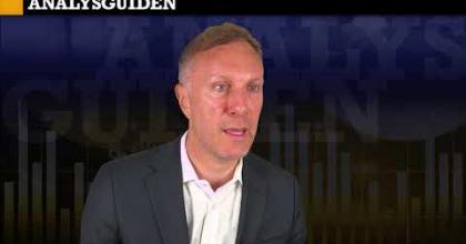 Embedded thumbnail for Analysguiden- Intervju med Magnolia Bostad