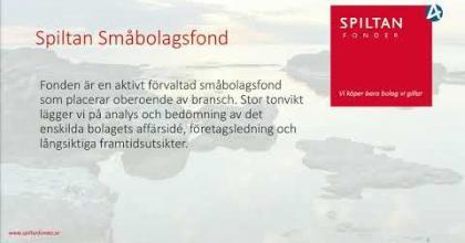 Embedded thumbnail for En genomgång av det aktuella börsläget – Aktiedagen Stockholm 4 maj 2021