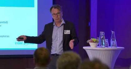 Embedded thumbnail for Småbolagsdagen 2018 – Vicore Pharma Holding