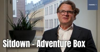 Embedded thumbnail for Analysguiden, intervju med Adventure Box Vd Christopher Kingdon | Aktiespararna
