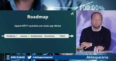 Embedded thumbnail for Appspotr - Aktiedagen Stockholm 4 maj 2020