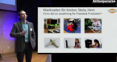 Embedded thumbnail for Aktiedagen Jönköping – Freedesk