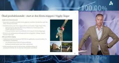 Embedded thumbnail for Aros Bostad – Småbolagsdagarna 7 juni 2021