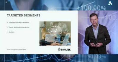 Embedded thumbnail for Smoltek - Stora Aktiedagen Stockholm digitalt 1 december 2020
