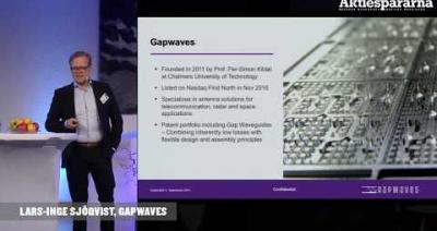Embedded thumbnail for Aktiedagen Falköping – Gapwaves