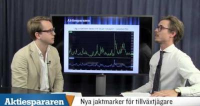 Embedded thumbnail for Aktiespararen TV: Fokus på tillväxtmarknader - Del 1 av 3