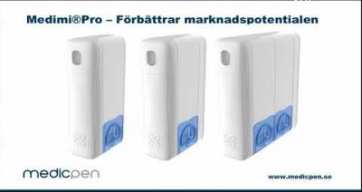 Embedded thumbnail for Aktiedagen Göteborg 8 maj – MedicPen