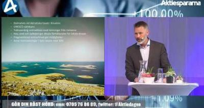 Embedded thumbnail for Aktiedagen Malmö 22 maj – Zhoda Investments