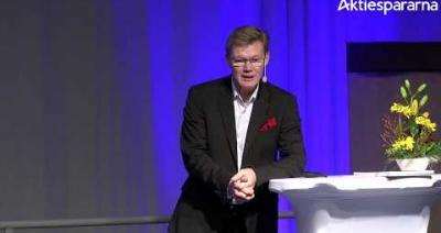 Embedded thumbnail for Eurocine Vaccines – Stora Aktiedagen Göteborg 2018