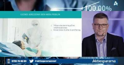Embedded thumbnail for Raytelligence - Aktiedagen Stockholm 4 maj 2020