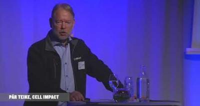 Embedded thumbnail for Cell Impact – Stora Aktiedagen Göteborg 4 november 2019